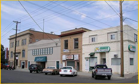 N. Eighth Street Miles City