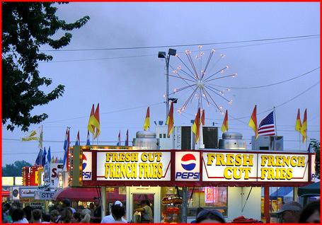 Junk Food on the Midway