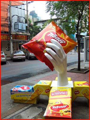Snack Food Advertising